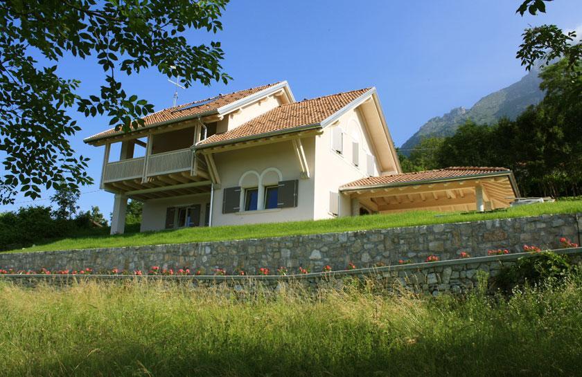 Progetto casa residenziale studio per l 39 architettura - Progetto casa pescara ...