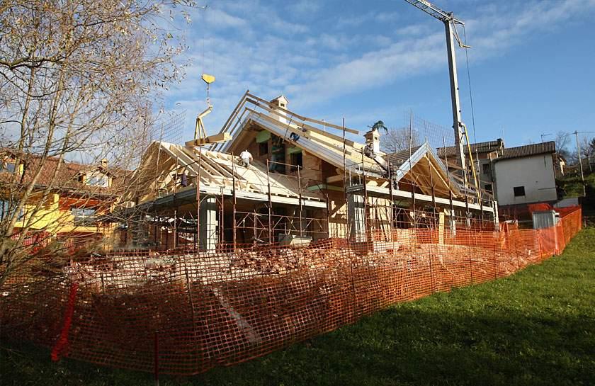 Edificio elevatissimo risparmio energetico  Puos Alpago