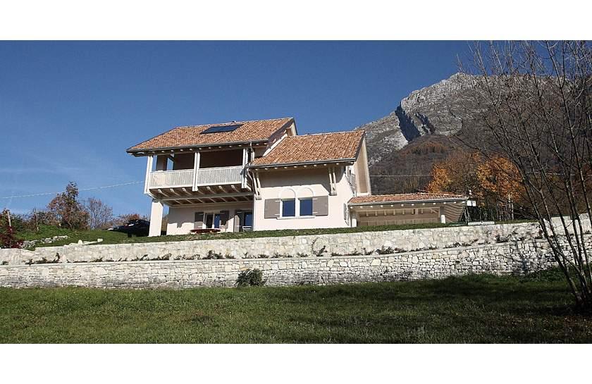 Progetto casa residenziale