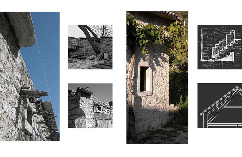Belluno Ponte nelle Alpi progetto 2003